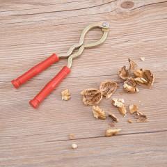 核桃夹子家用厨房剥核桃工具多功能松子山核桃坚果钳子剥核桃神器